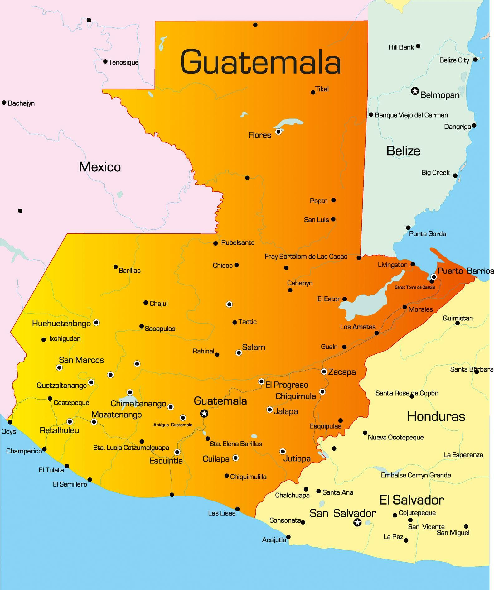 Travel to Guatemala